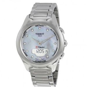 Tissot T-Touch Expert Solar Diamond Mother Pearl